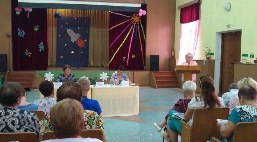 Собрание актива граждан в Садовском МО
