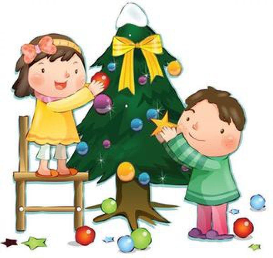Создадим детям новогоднее настроение