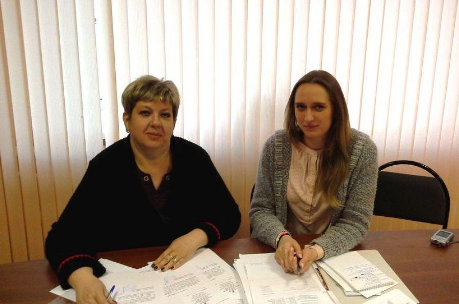 Заседание комиссии по увеличению налоговой базы в Сторожевском МО