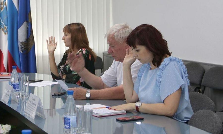 Состоялись выборы в общественный Совет