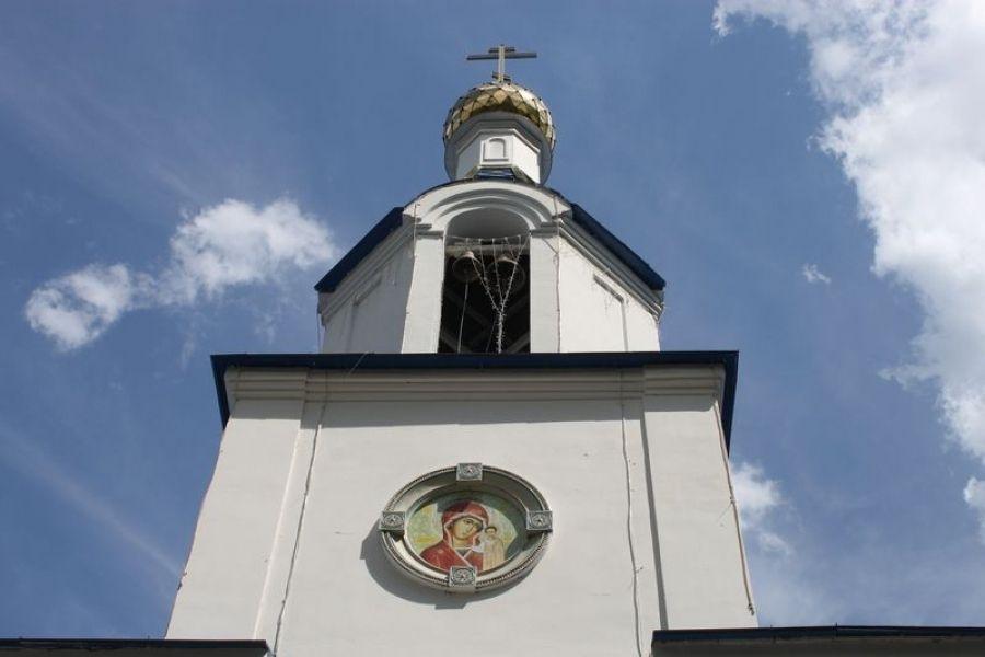 Мощи святителя Иннокентия в Татищевском храме
