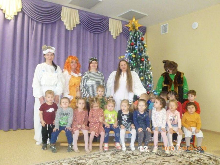 Сказка о рождественской звезде