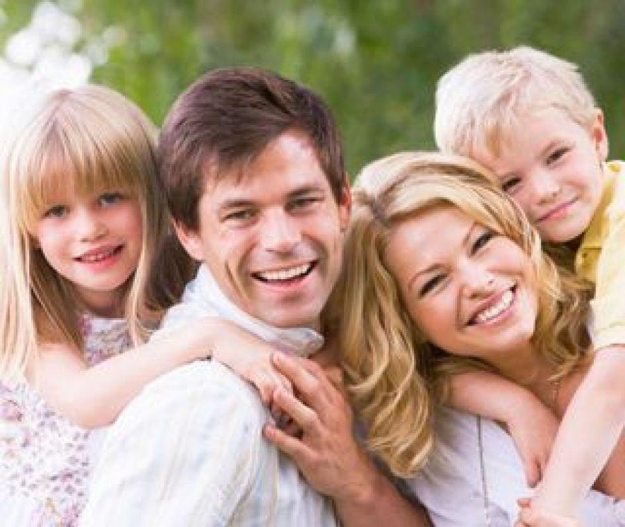 Крепка семья - крепка Отчизна