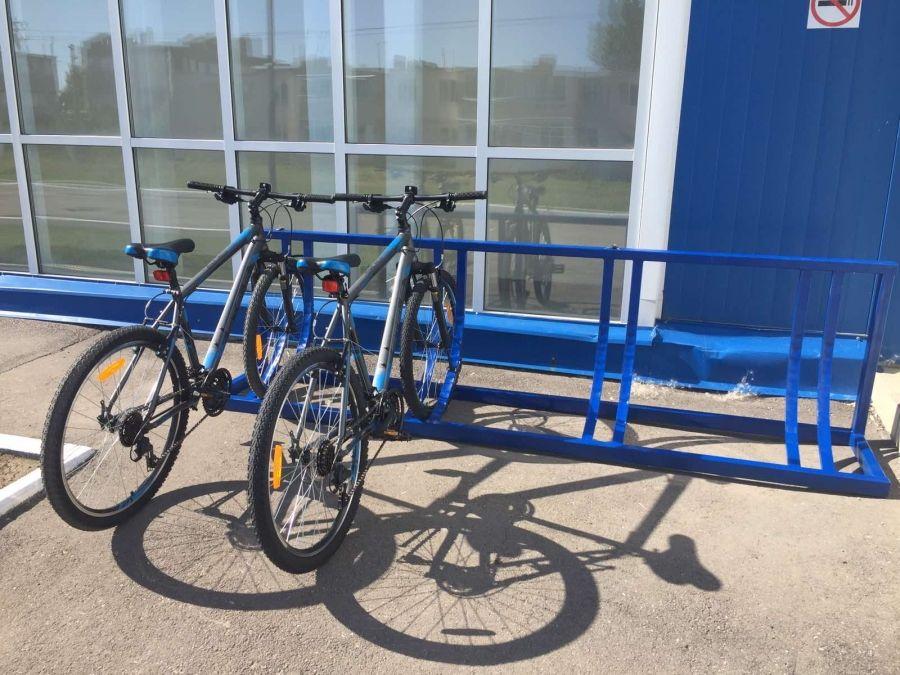 Прокат велосипедов и самокатов в ФОКе «Энергия»