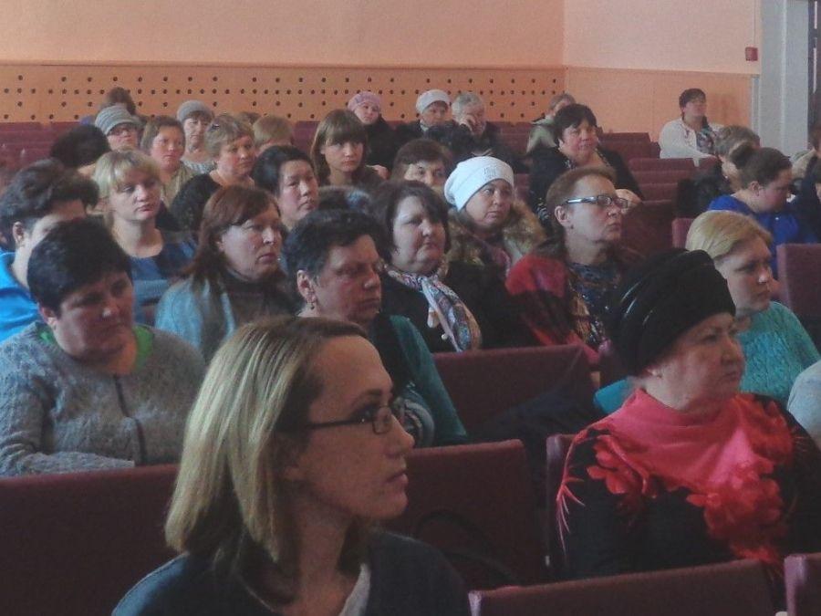 В Ягодно-Полянском муниципальном образовании подвели итоги социально-экономического развития за 2018 год