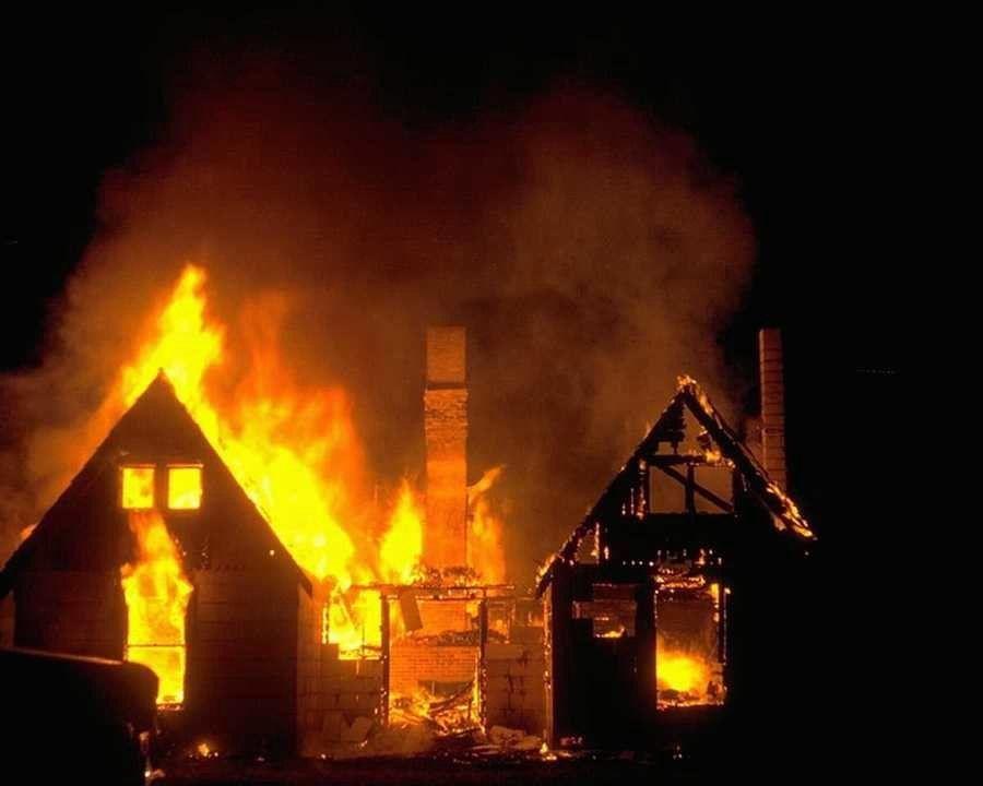 Неисправная проводка – причина пожара!
