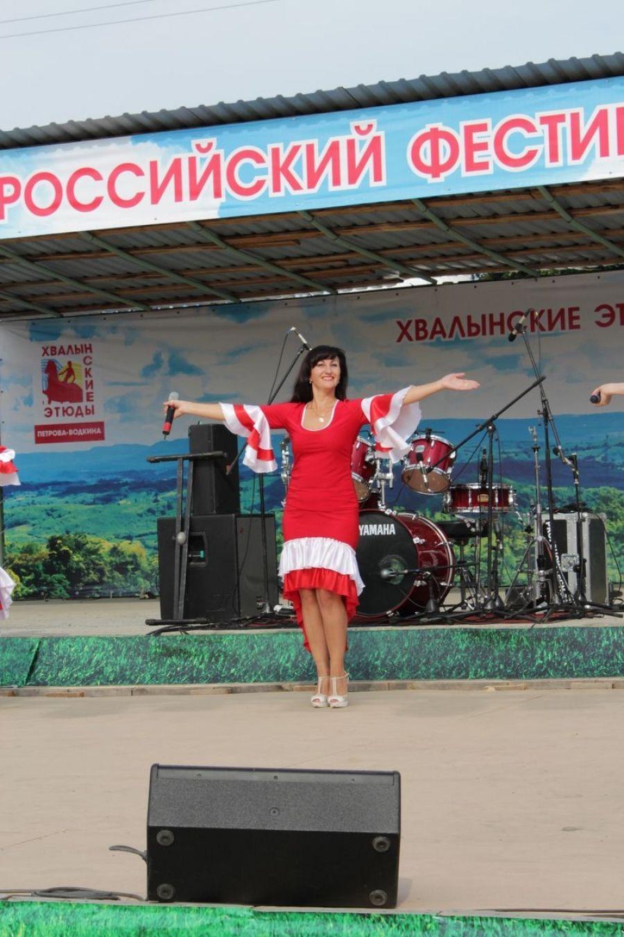Закрытие второго фестиваля «Хвалынские этюды»