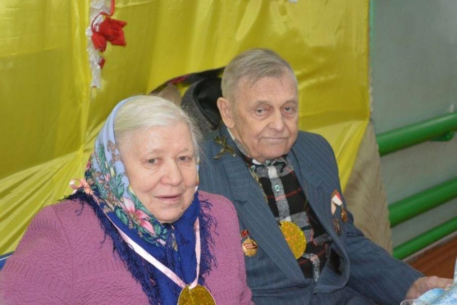 Бриллиантовая свадьба - 60 лет счастья