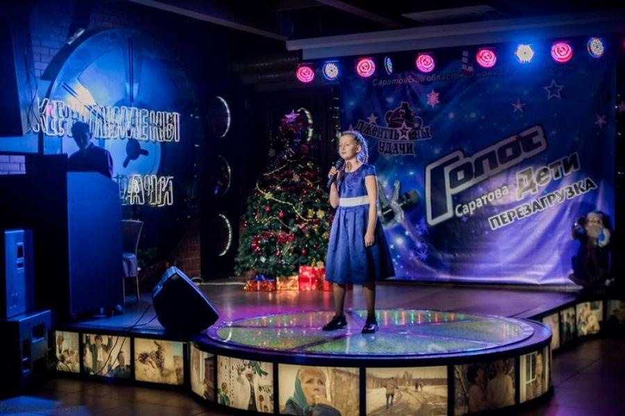 Вокалисты из Татищевского района на конкурсе «Голос. Дети Саратова»