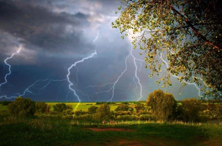 Оперативный прогноз погоды на 12 мая 2020 года