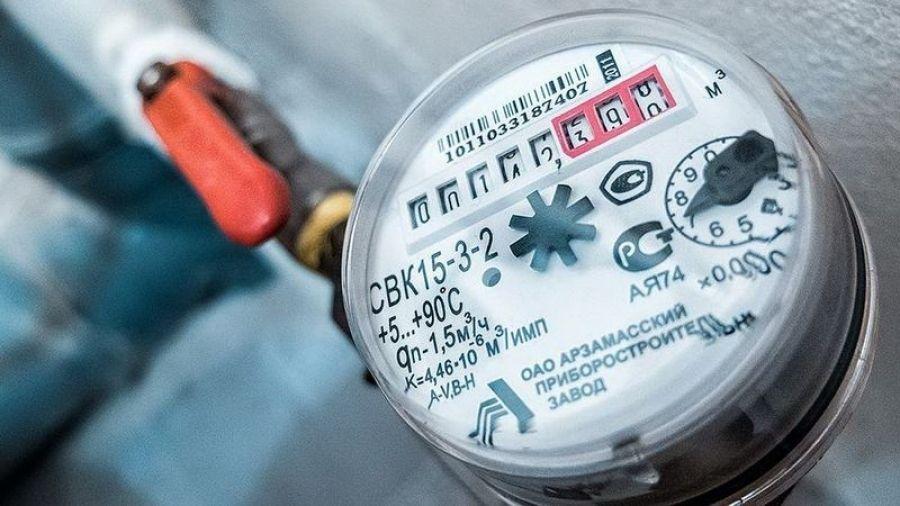 Новые тарифы на воду в р.п. Татищево