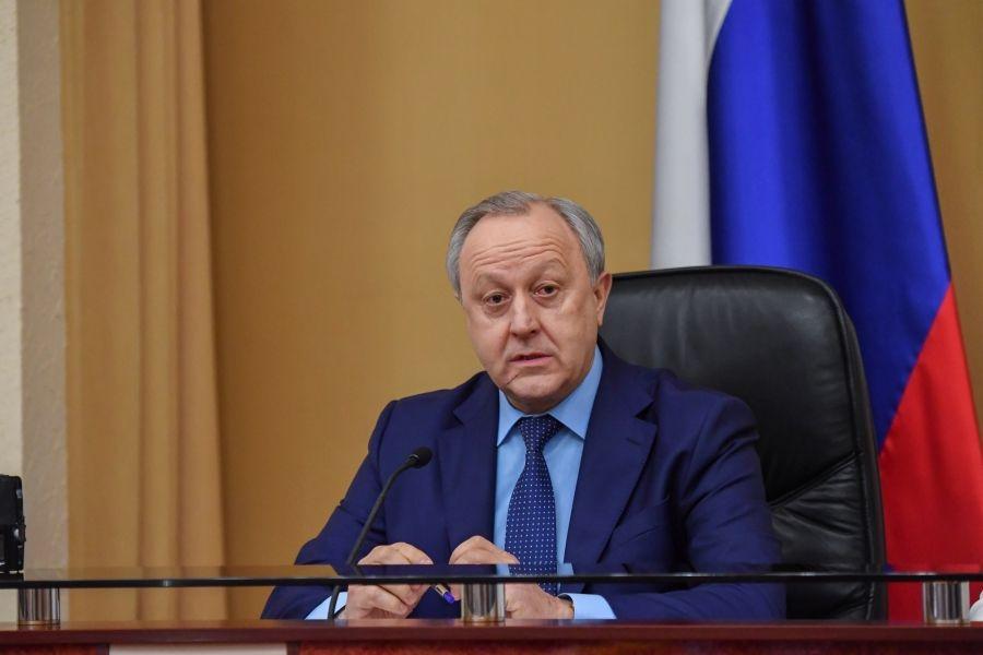 15 мая Губернатор Валерий Радаев выступит с отчётом перед депутатами Саратовской областной Думы