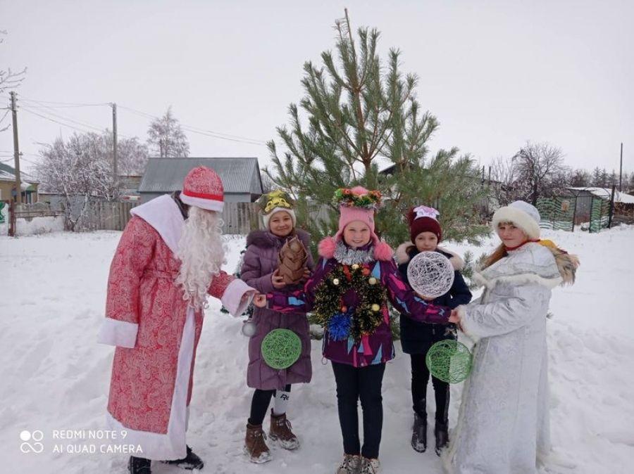 Рождественский вихрь