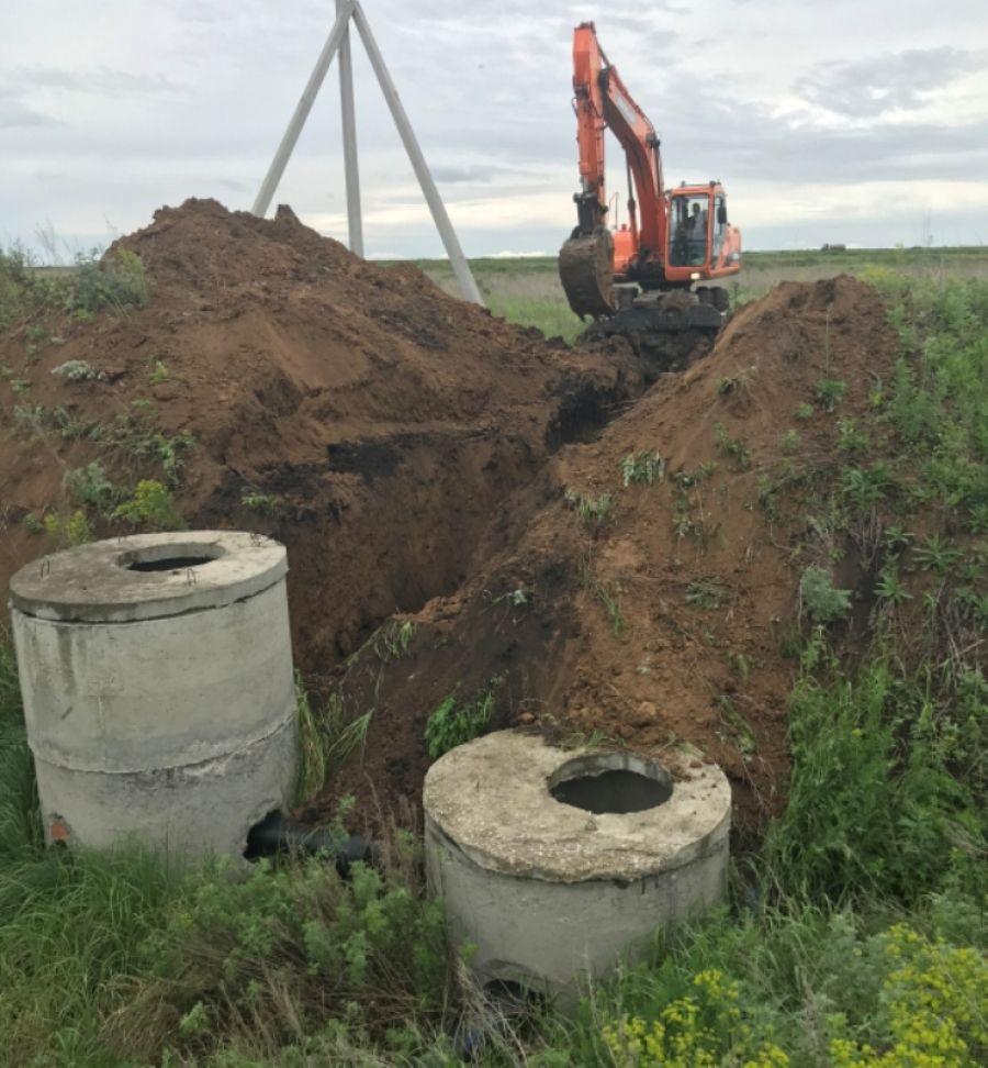 Начались работы по ремонту и реконструкции водопроводной сети в р.п.Татищево