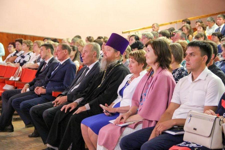 Августовский педсовет – первое большое событие нового учебного года