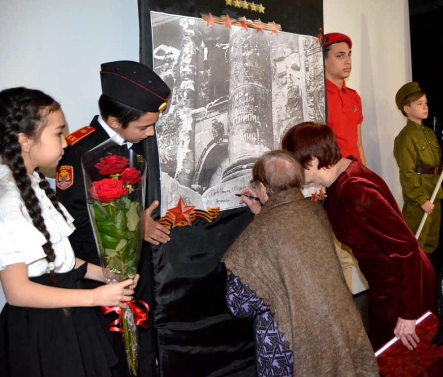 Новый экспонат в Татищевском музее