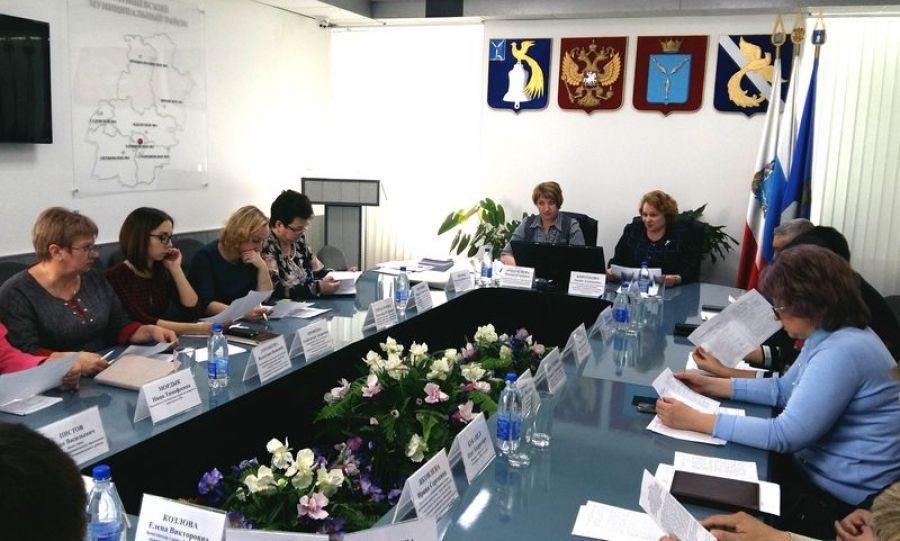 Заседание трехсторонней комиссии