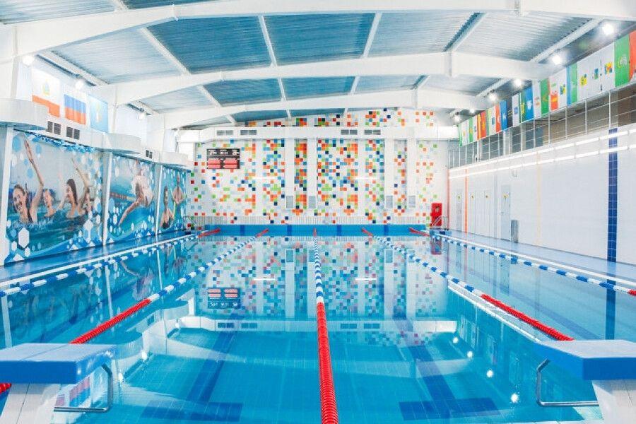 Открыт плавательный бассейн в ФОКе «Энергия»