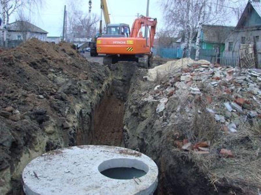 Работы по реконструкции объекта «Водозабор подземных вод р.п.Татищево» продолжились