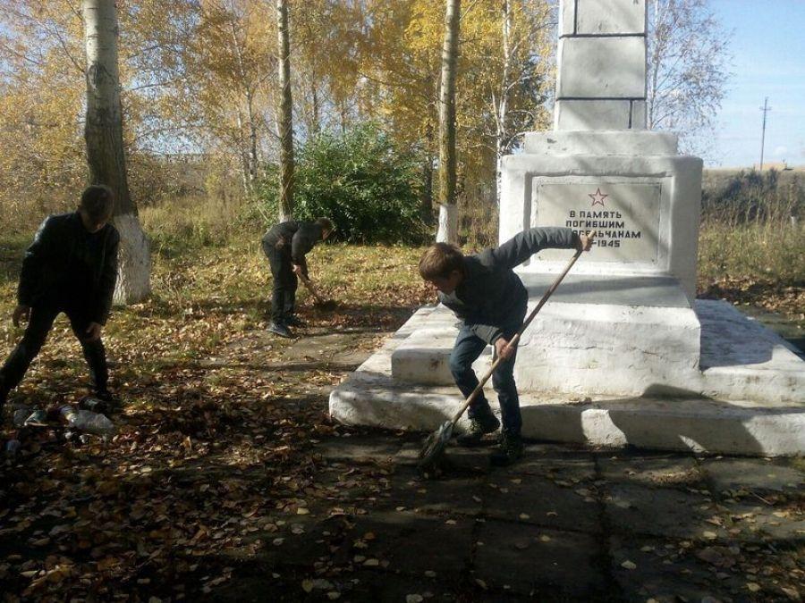 Поможем памятникам и обелискам