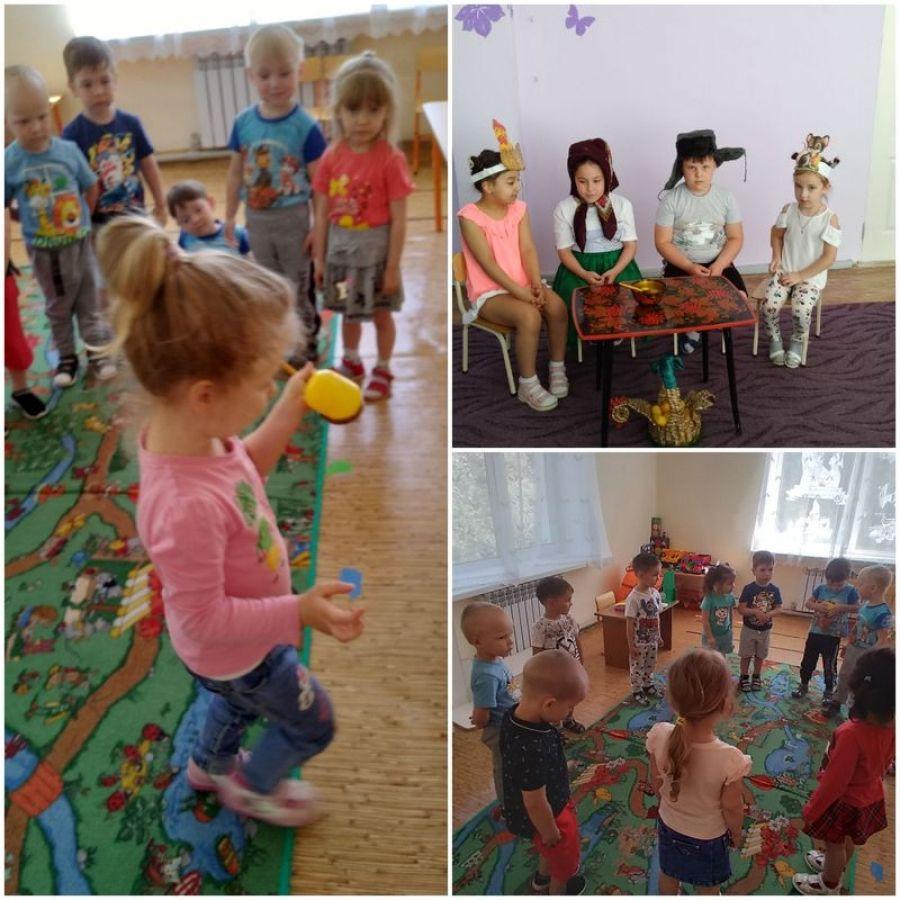 Театр для малышей