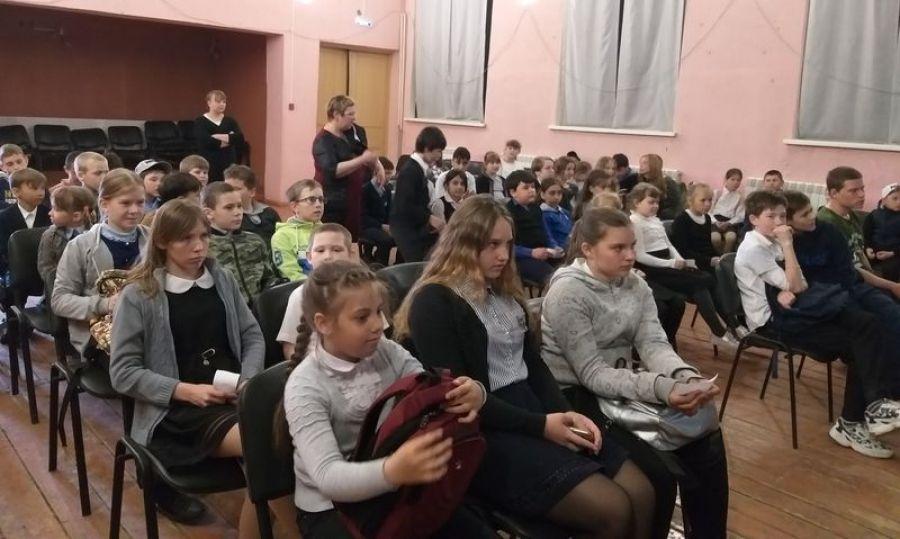 День киноискусства в селе Широкое
