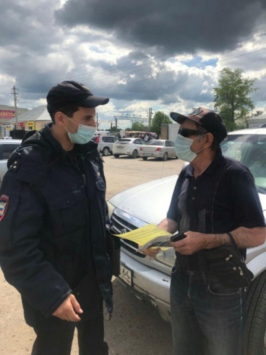 Сотрудники полиции продолжают напоминать населению о том, как предостеречь себя от мошеннических деяний