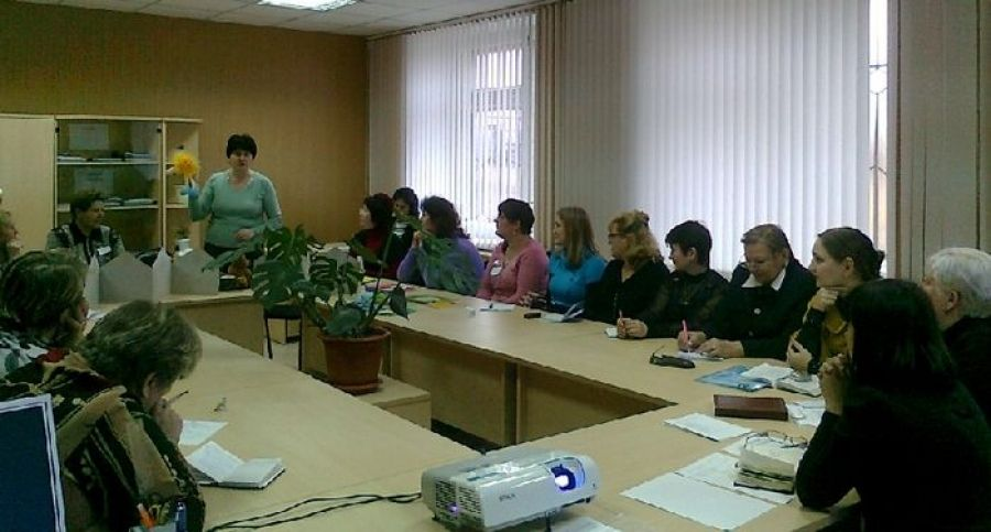 Состоялось районное методическое объединение педагогических работников муниципальных дошкольных образовательных учреждений