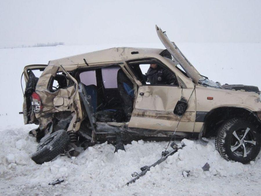 Безопасность на дороге зимой