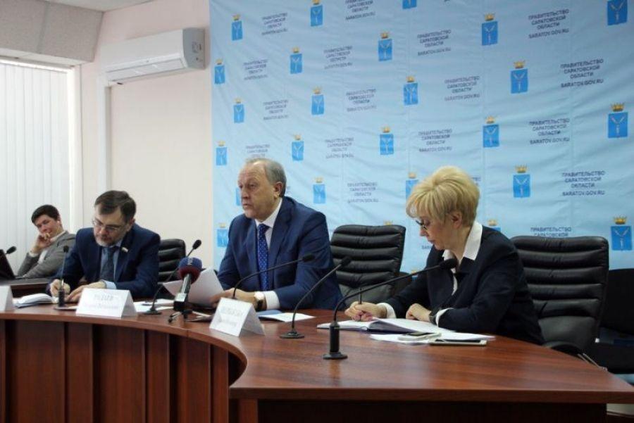 Валерий Радаев - главам: «В каждом районе должен работать как минимум один сельхозкооператив»