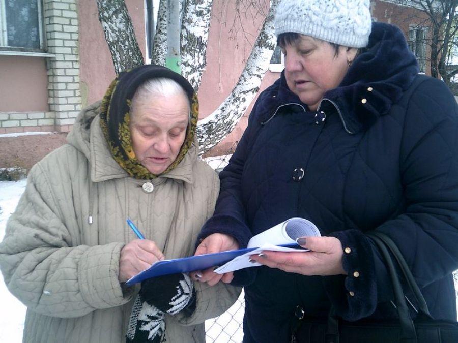 Пожарно-профилактический рейд в с. Большая Федоровка