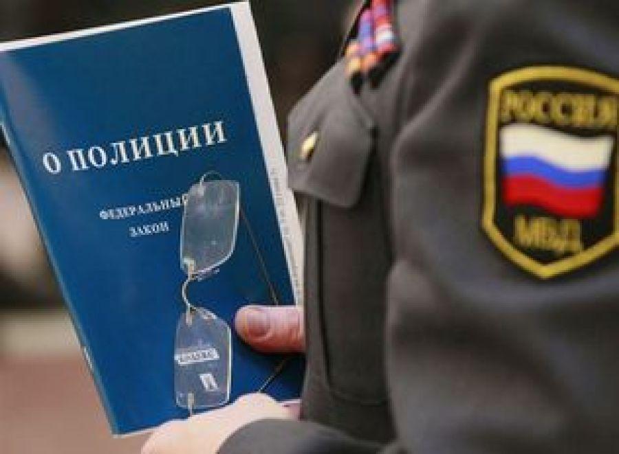Аттестация полицейских Татищевского района завершена