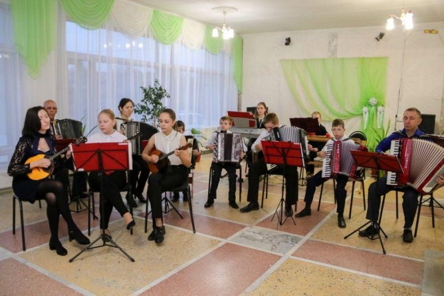 #НаследникиПобеды - оркестр ДШИ