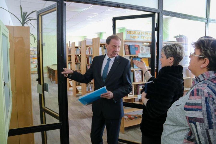 Сельская библиотека – библиотека нового поколения