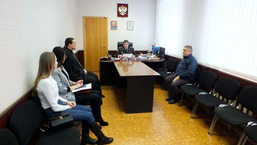 В отделе МВД России по Татищевскому району состоялось первое заседание обновленного состава Общественного Совета