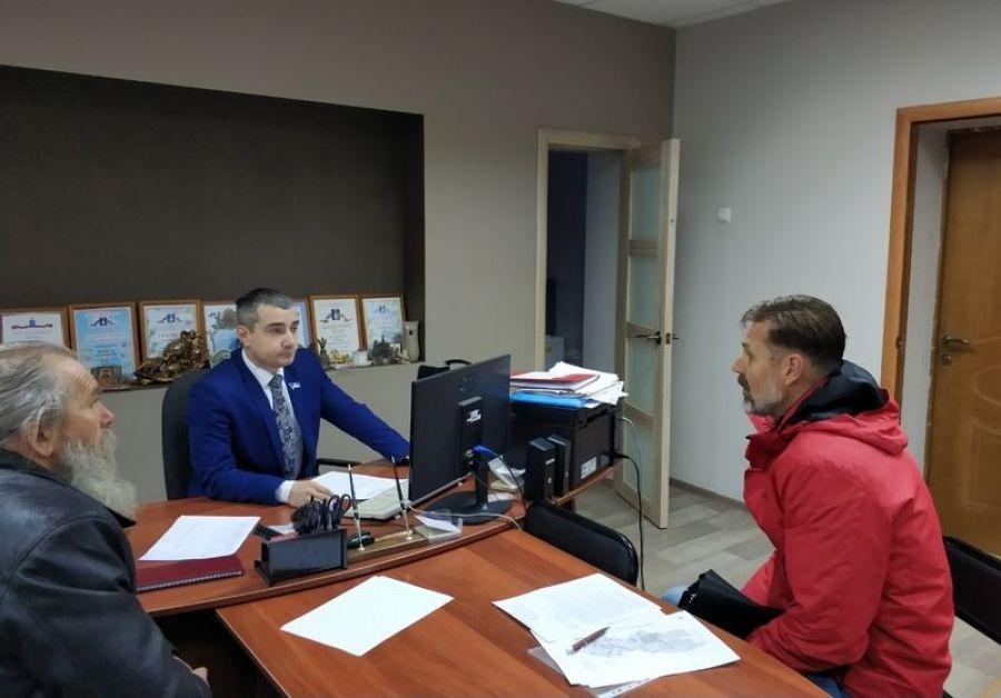 Прием граждан в Идолгском муниципальном образовании