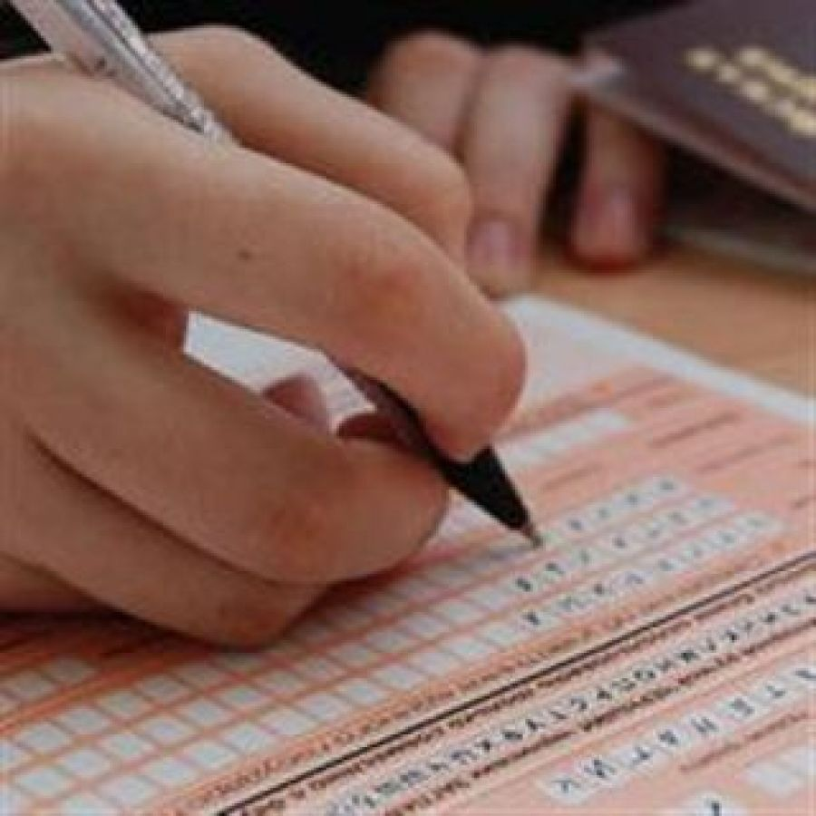 В Татищевском районе проведены пробные ЕГЭ