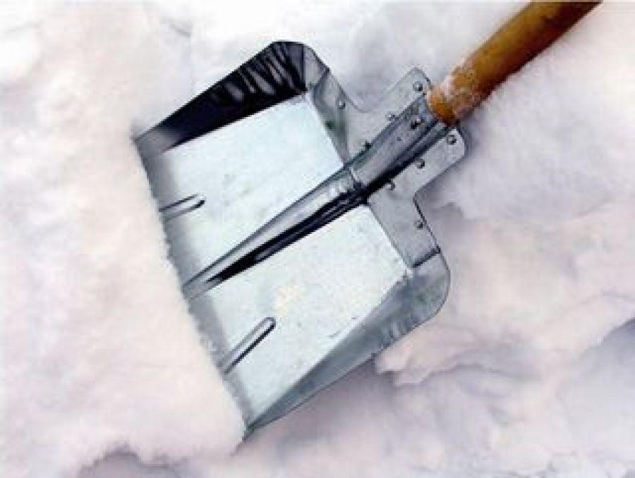 Уборка снега на улицах Вязовского муниципального образования
