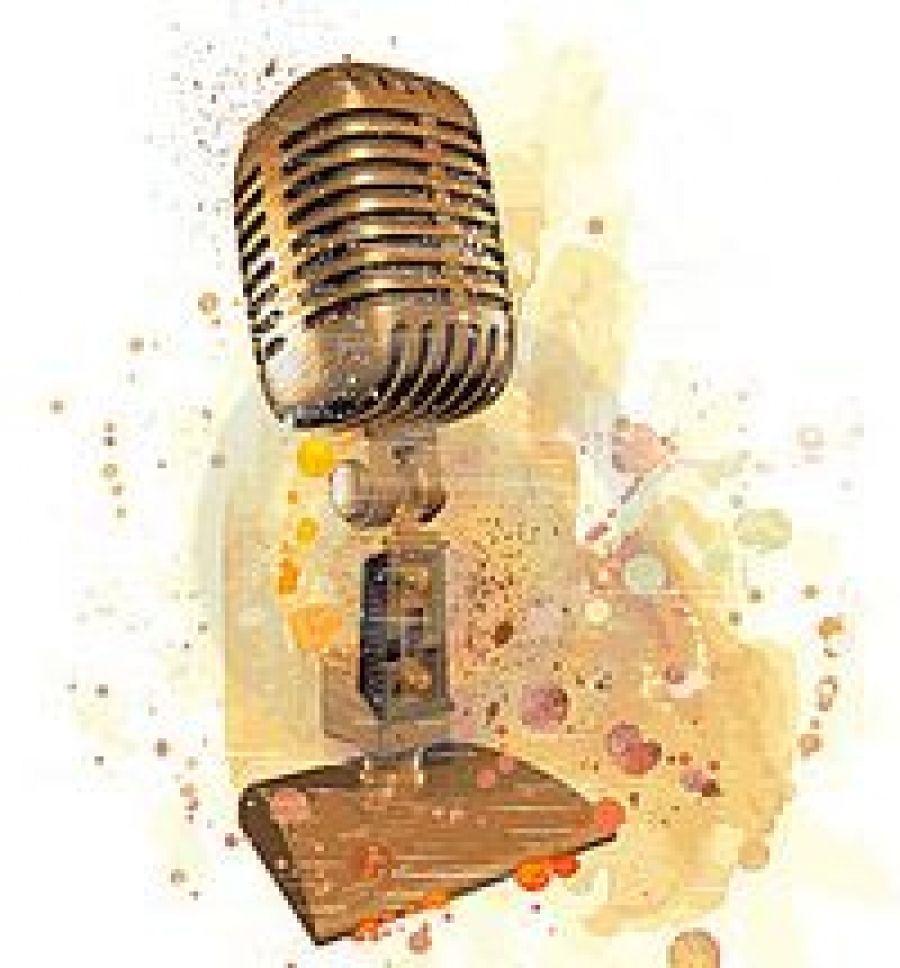 Заключительный этап конкурса «Золотой микрофон»