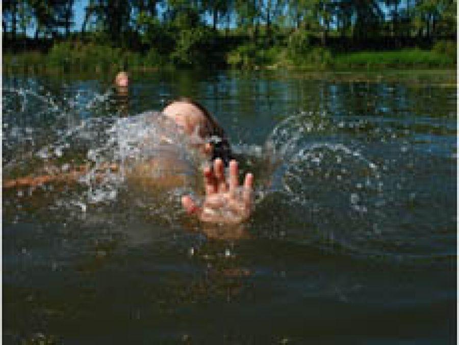 В селе Ягодная Поляна утонул ребенок!