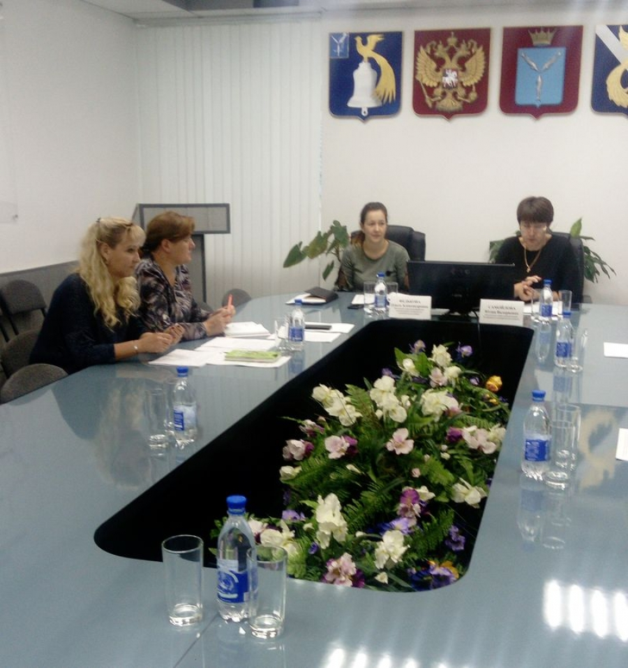 Состоялось очередное заседание комиссии по увеличению доходной части консолидированного бюджета в Татищевском муниципальном районе