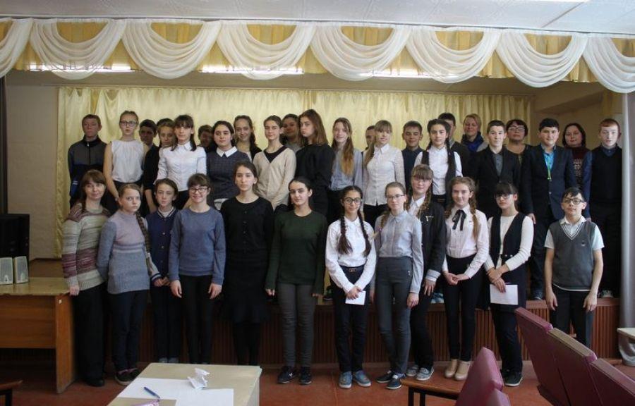 Уроки школы Татищевского союза молодежи