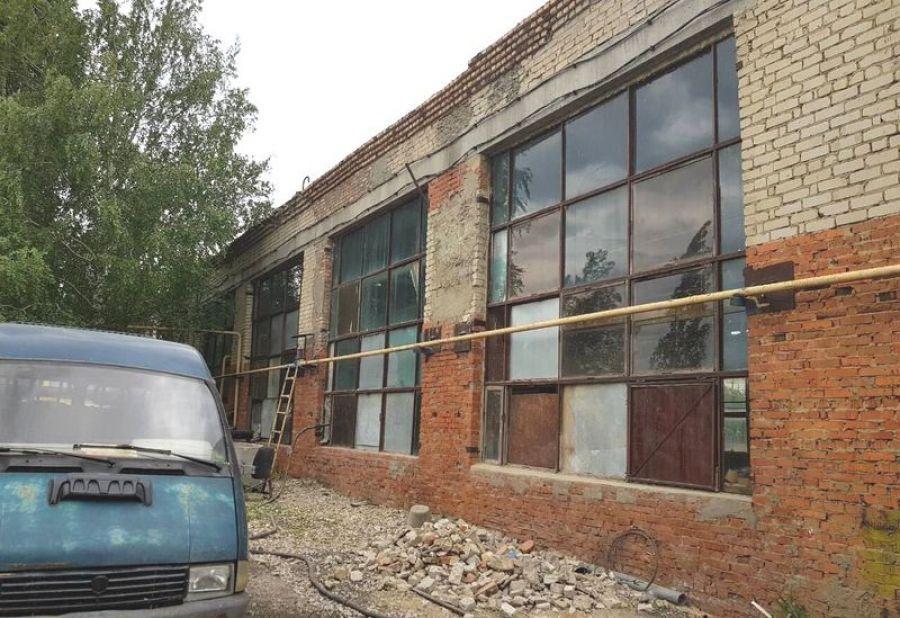 Ремонт  по восстановлению фасада здания котельной завершен