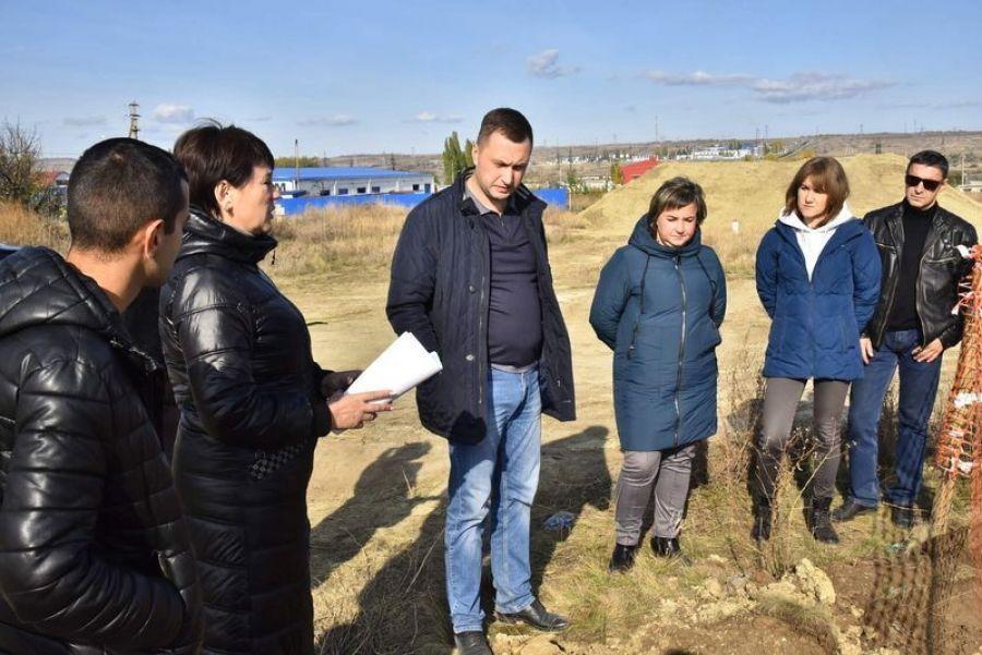 Рабочая поездка в село Сторожевка