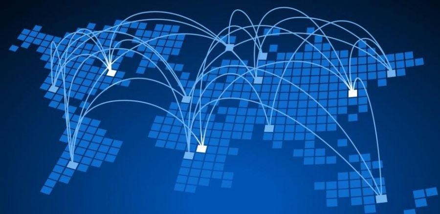 Российская коммуникационная сеть