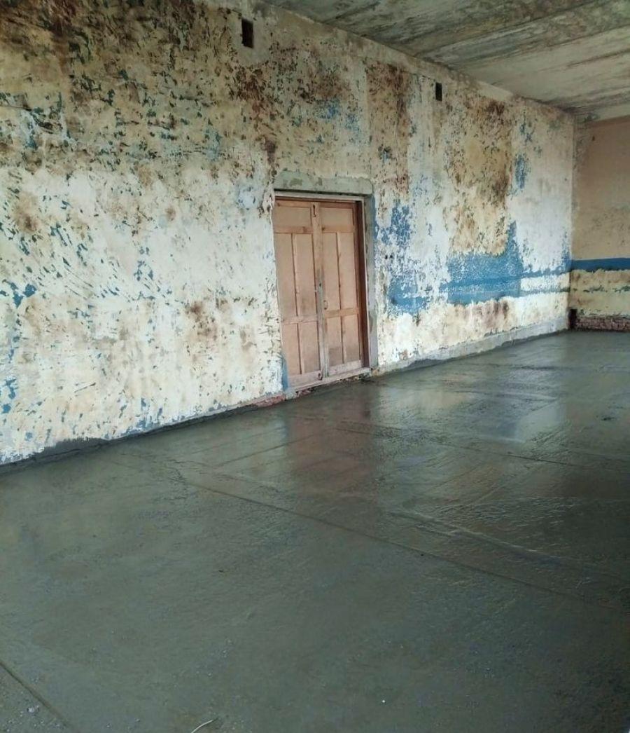 Время перемен: ремонт клуба в селе Куликовка идёт полным ходом
