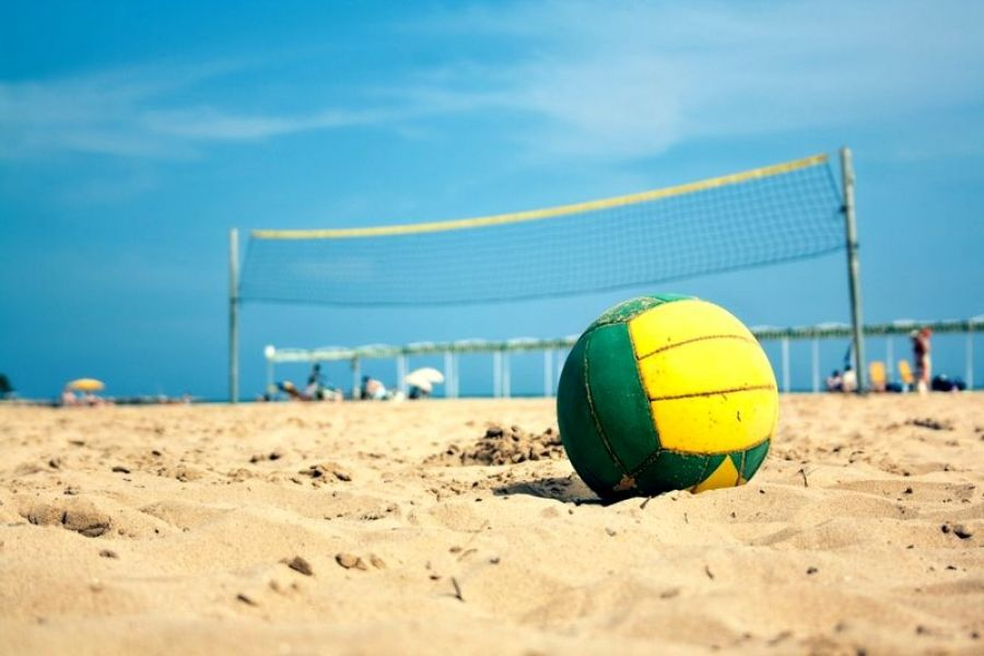 Турнир по пляжному волейболу среди смешанных команд