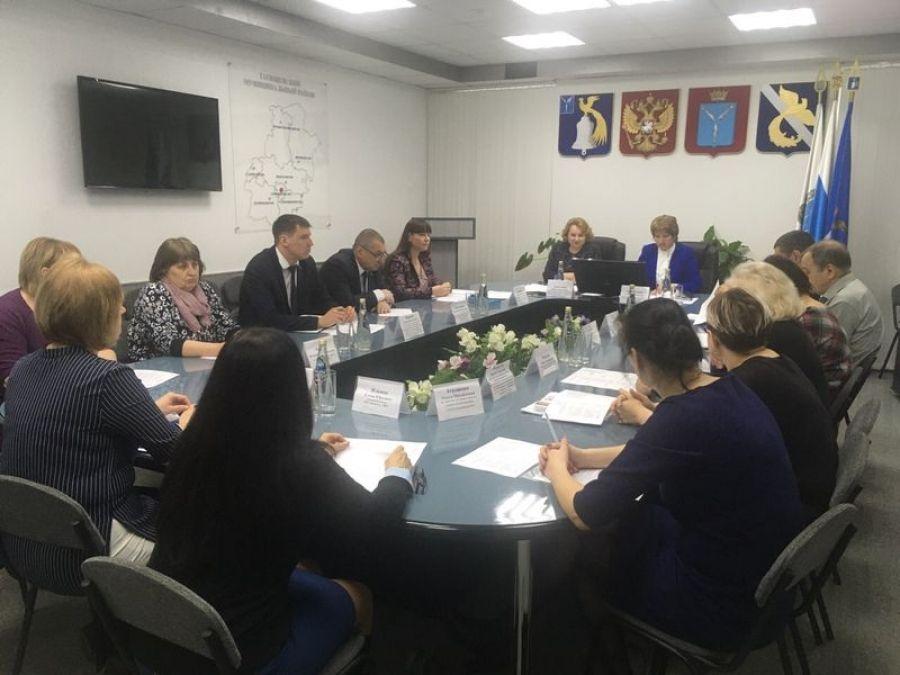 Межведомственная комиссия рассмотрела вопросы состояния условий  и охраны труда в организациях АПК