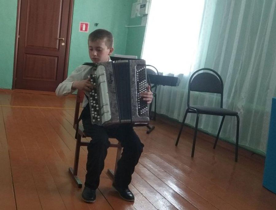 Татищевская ДШИ - в школе с.Широкое