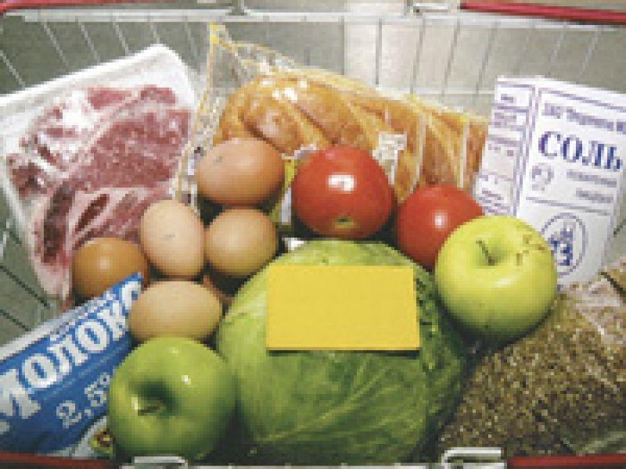 Цены на продовольственные товары под контролем!